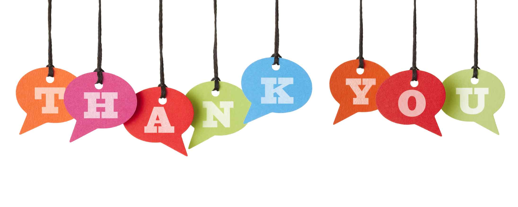 It's Time to Say Thank You - I Send Your Email | Email ...